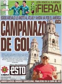 Portada de Esto (México)
