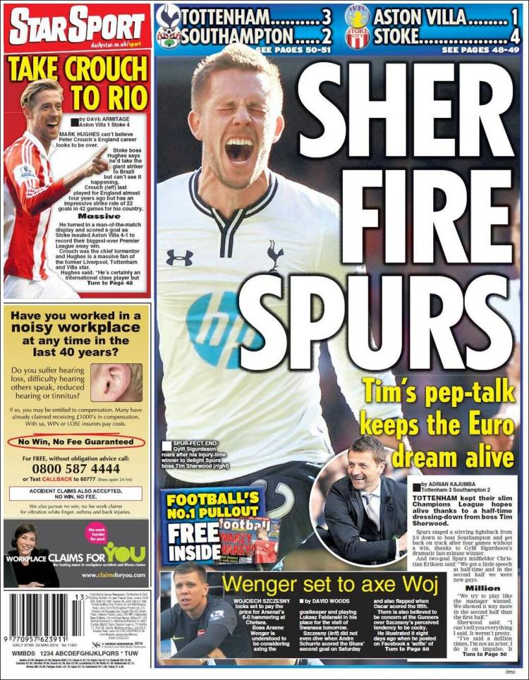 Portada de Star Sport (United Kingdom)