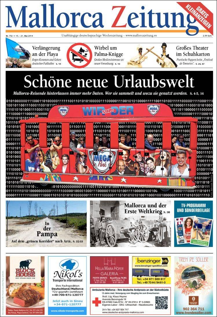 Mallorca Zeitungen