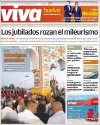 Portada de Viva Huelva (Spain)