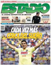Portada de Estadio (Mexico)