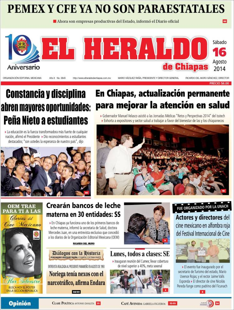 el heraldo tamaulipas: