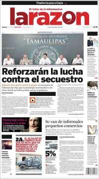 La Razón - Tampico
