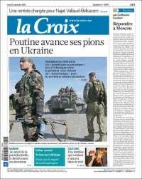 Portada de La Croix (France)