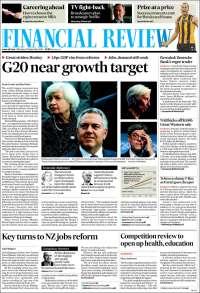 The Australian Financial Review