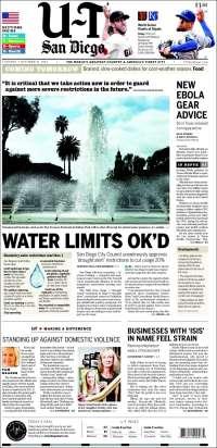 The San Diego Union-Tribune