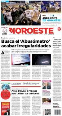 Periódico Noroeste