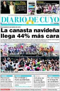 Diario de Cuyo