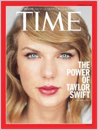 Portada de Time Magazine (USA)
