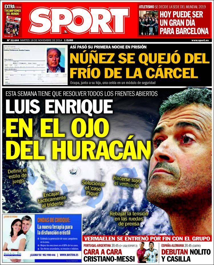 ¡Diario Sport!