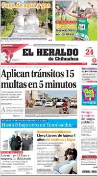 El Heraldo de Chihuahua