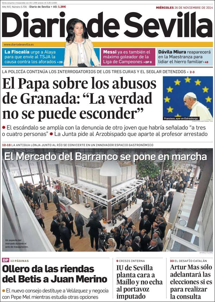 diario sevilla: