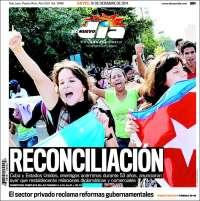 Portada de El Nuevo Día (Puerto Rico)